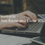 e&o claim scenario: Do what your know and know what you do