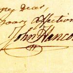 Hancock signature